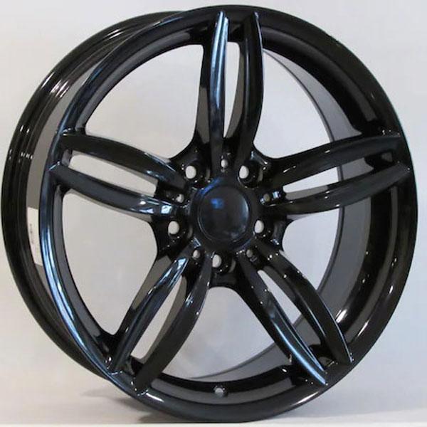 REBLICA BMW  9.0-18 5x120 ET40 278 72.6 BLACK